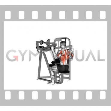 Lever Lateral Wide Pulldown