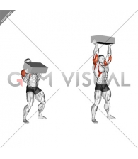 StrongMan Iron Block Press