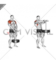 StrongMan Front Hold