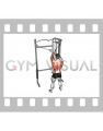 Cable Cross-over Lateral Pulldown