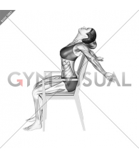 Static Position Seated Back (female)
