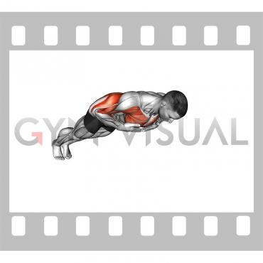 Chest Tap Push-up (male)