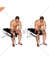 Dumbbell One arm Wrist Curl