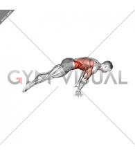 Lean planche