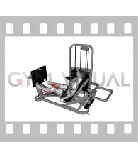Lever Seated Calf Press