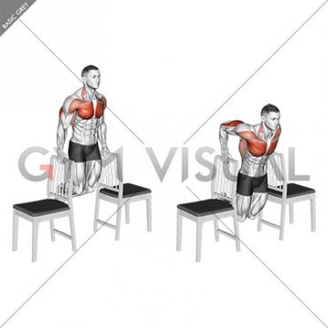 Dips between Chairs