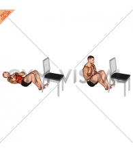 Sit up with Chair Assisted