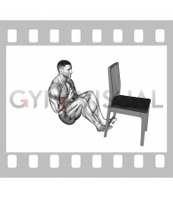 Sit-up with Chair Assisted