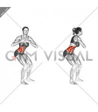 Standing Upper Body Rotation (female)