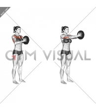 Weighted Svend Press (female)