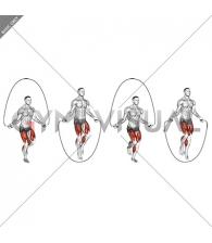 Skip Jump Rope (male)