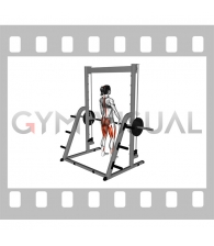 Smith Deadlift (female)