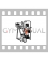 Reverse-Grip Machine Lat Pulldown (female)