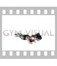 Close Grip Push-up (female)