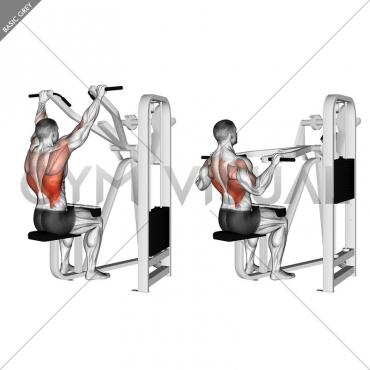 Lever Front Pulldown