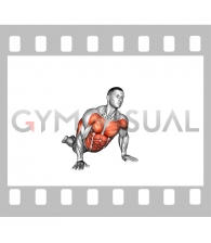 Rotating Stomach Stretch