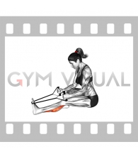 Peroneals Stretch (female)