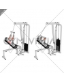 Cable Incline Close grip Curl