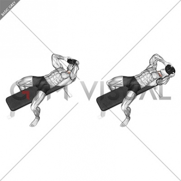 Weighted Lying Neck Side to Side