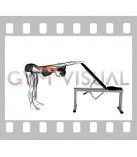 Back Pec Stretch (female)