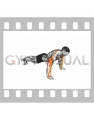 Resistance Band Push-Up