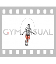 Side to Side Jump Rope (male)