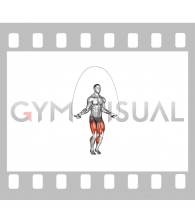 Double Jump Rope (male)