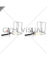 Resistance Band Seated Leg Curl