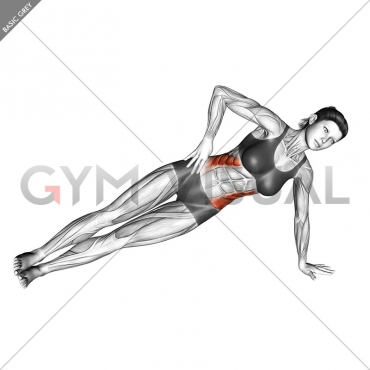 Side Plank (version 2)
