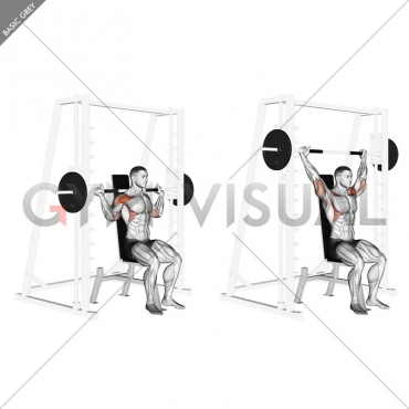 Smith Behind Neck Press