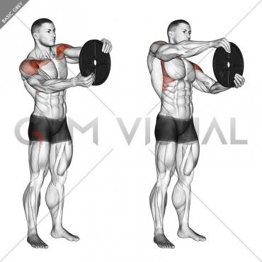 Weighted Round Arm