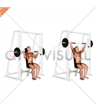 Smith Shoulder Press