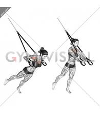 Suspension One Leg Chest Press