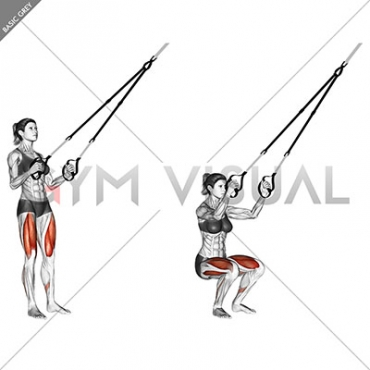 Suspension Squat