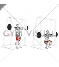 Smith Front Squat