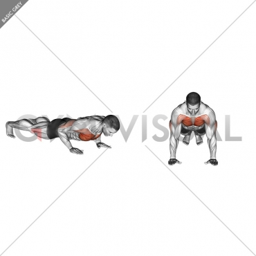 Clock Push-Up