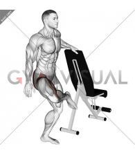 Standing Outer Hip Stretch