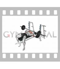 Barbell Lying Close-grip Press